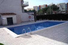 Apartamento con piscina en Rosas / Roses