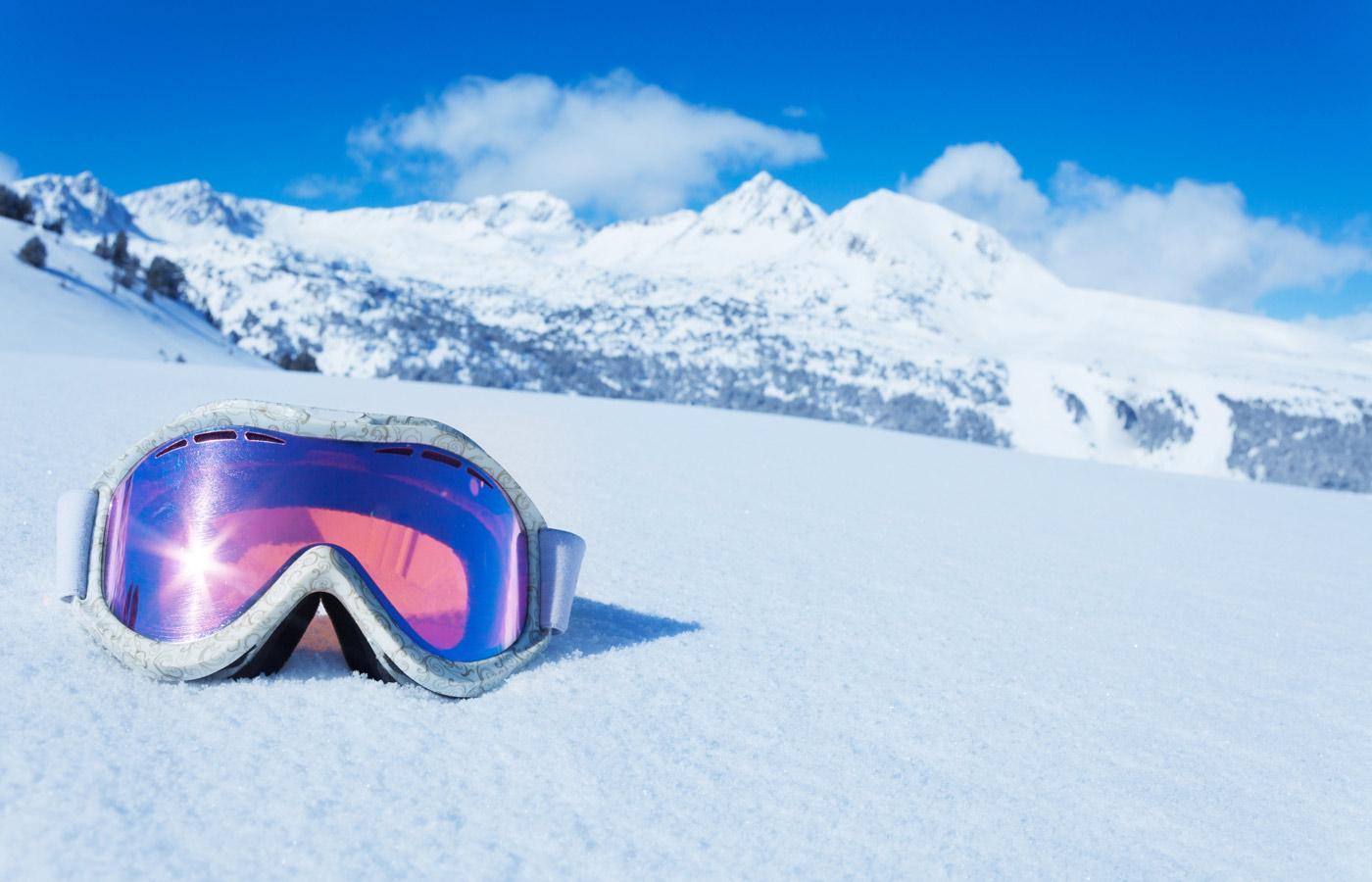 gafas esqui nieve