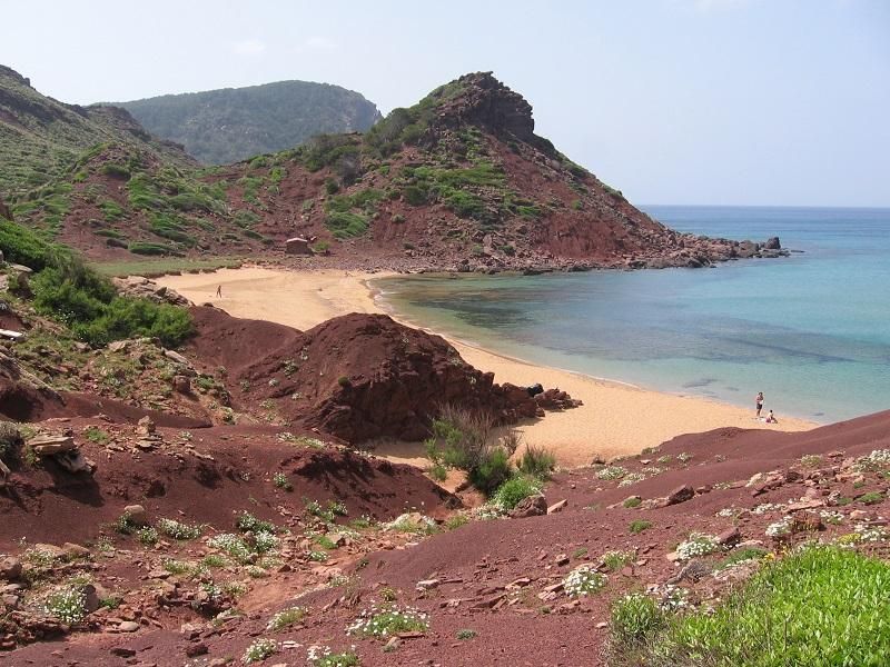 Cala del Pilar Menorca