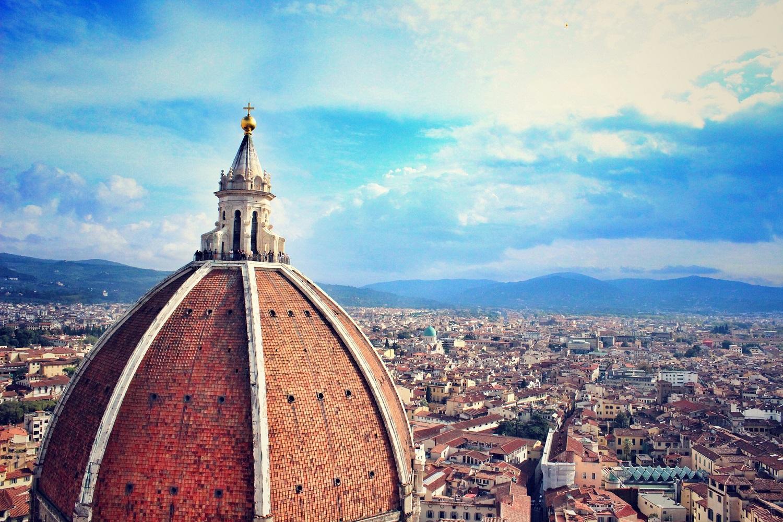 Florencia cúpula Italia