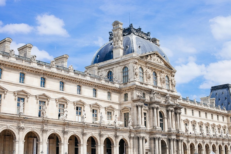 Museo Louvre Francia