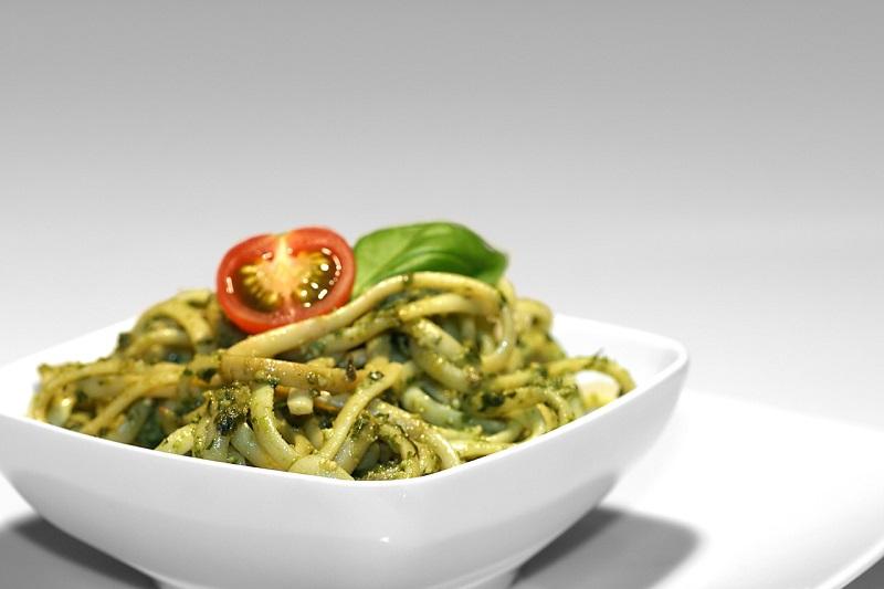 Pasta Italia pesto