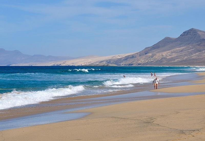 Playa Cofete Canarias
