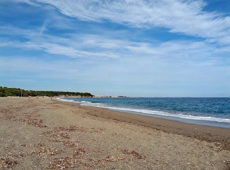 Playa El Torn Hospitalet de l'Infant