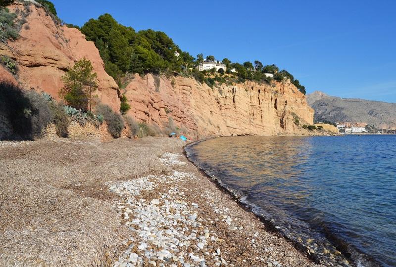 Playa La Solsida Altea