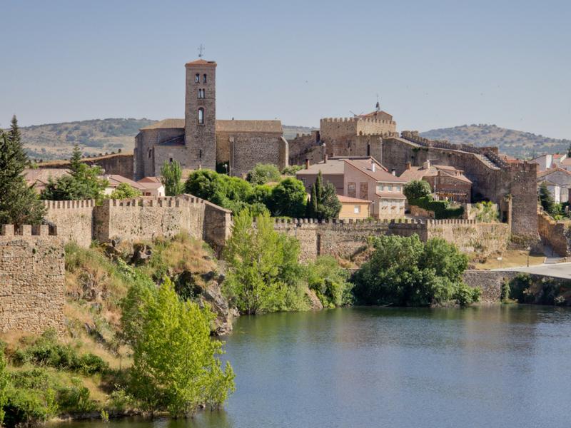 los destinos más bonitos de españa: Buitrago