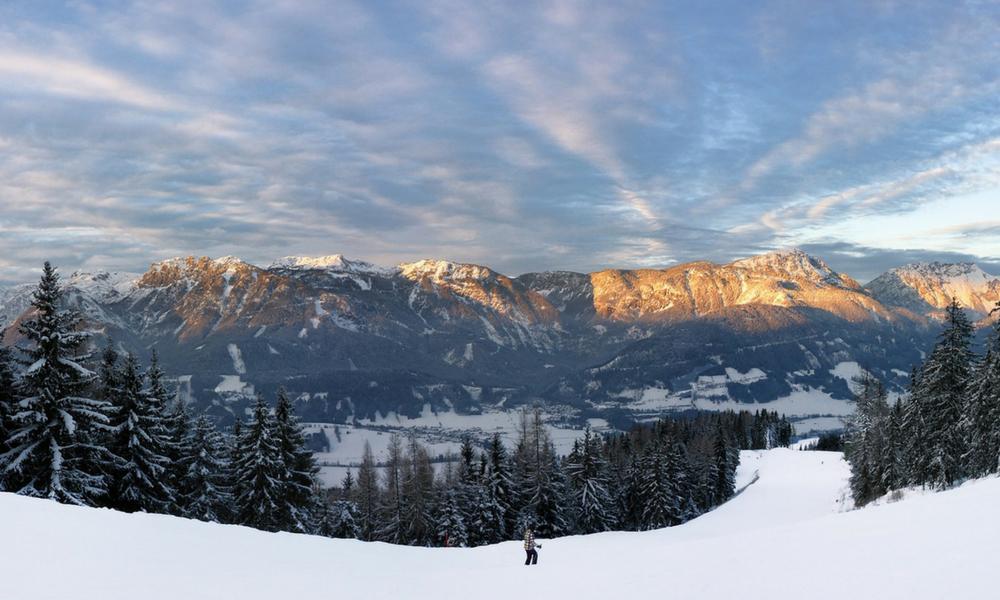 aprender a esquiar: cómo sobrevivir a tu primer día de nieve