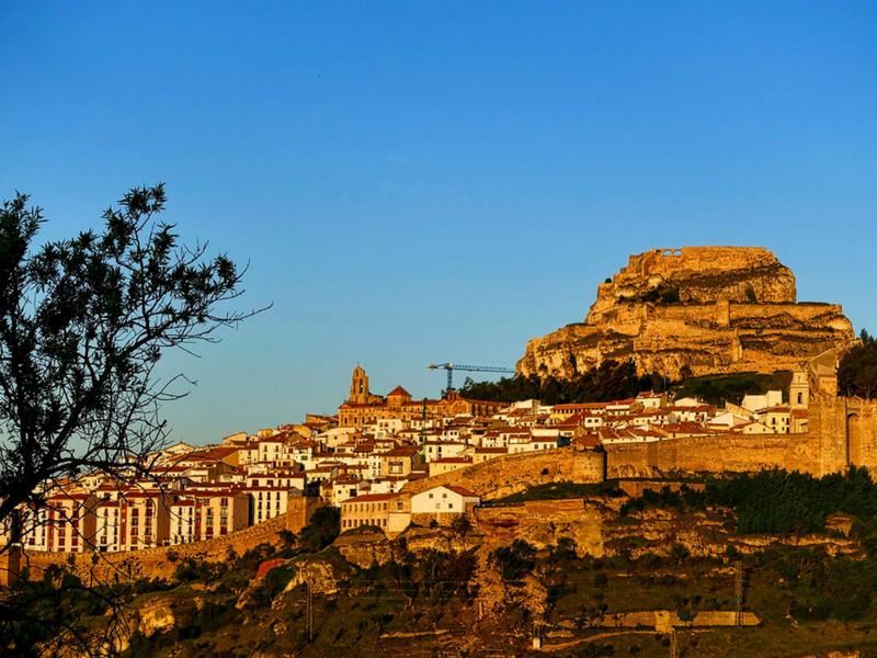 los destinos más bonitos de españa: morella