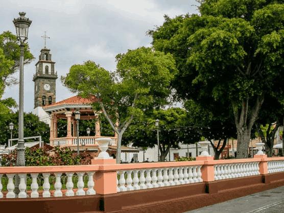 Lugares con encanto en Tenerife Buenavista