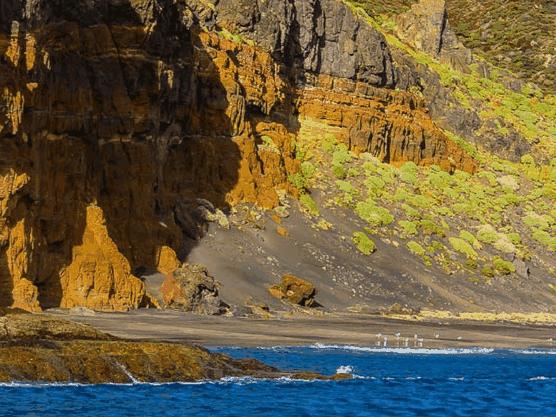 Lugares con encanto en Tenerife. Playa de Antequera.