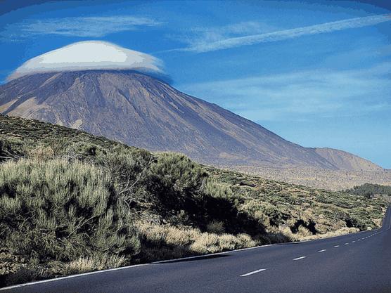 Lugares con encanto en Tenerife. El Teide.