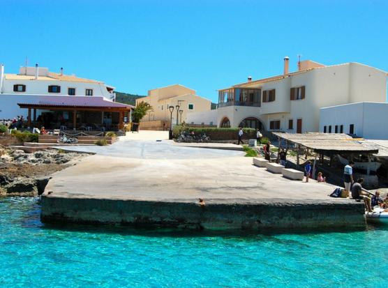 Los pueblos con encanto de mallorca menorca ibiza y - Alojamiento en formentera con encanto ...