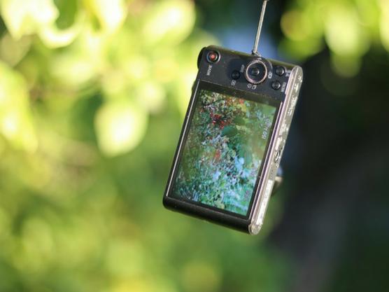 Elige entre una cámara digital reflex o una compacta