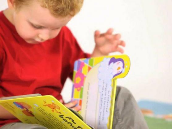 Algunas recomendaciones para que tus hijos se inicien en la lectura