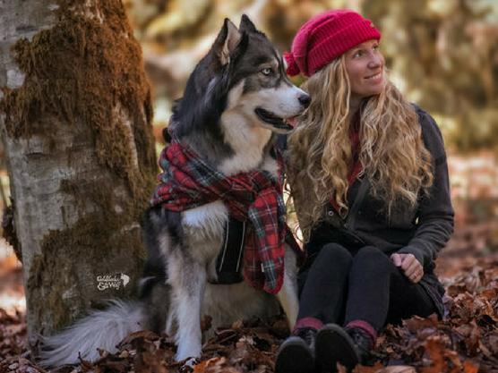 Blog animales sobre Amanda y Kyro