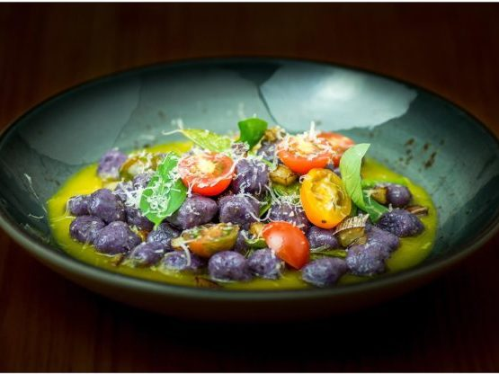 Recetas veganas en los restaurantes veganos en Madrid