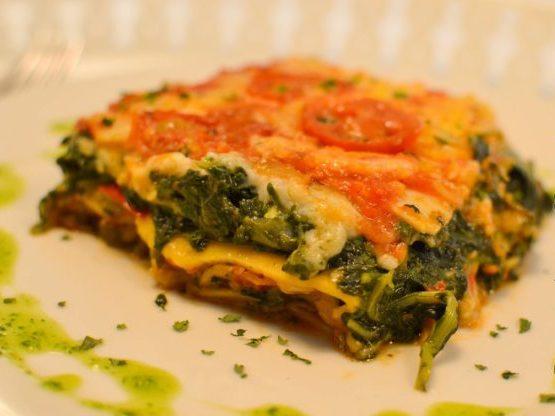 Receta de un restaurante vegano en Madrid