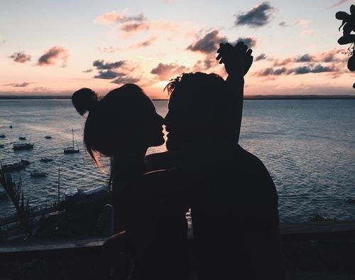 fotos-en-pareja-selfie-atardecer