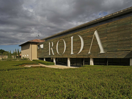 Bodega Roda con denominación de origen La Rioja