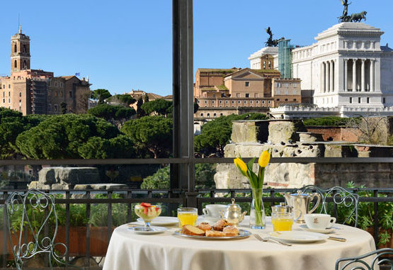 Terrazas para visitar roma en pareja