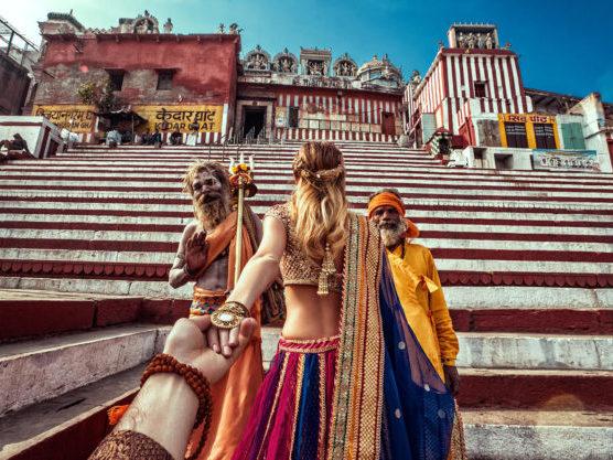 Murad Osmann, uno de los mejores fotógrafos de viajes