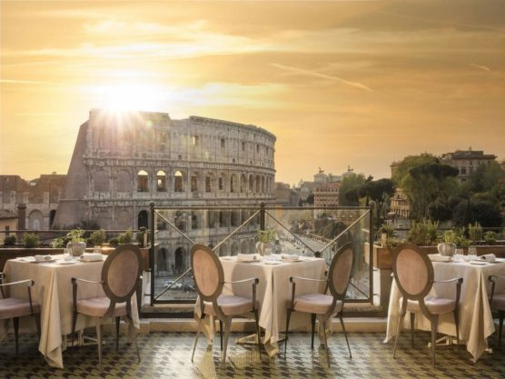 Un bonito lugar para visitar Roma en pareja