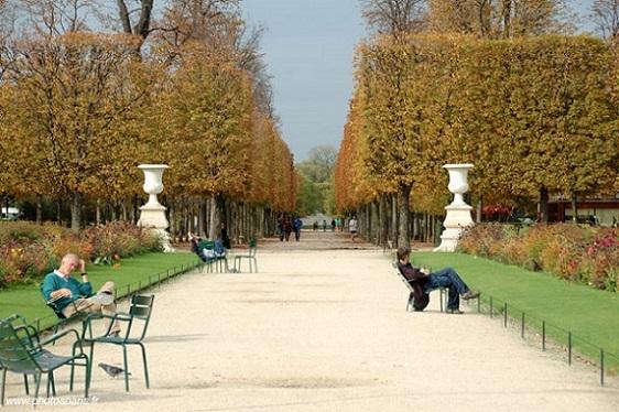 Jardin-de-las-Tullerias