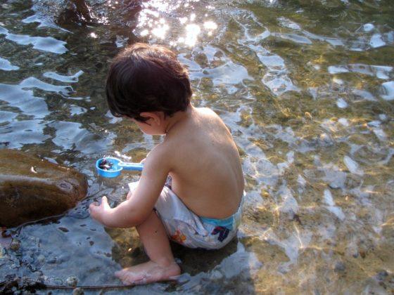 Cuatro piscinas naturales en catalu a que no querr s perderte for Piscinas naturales horta de sant joan
