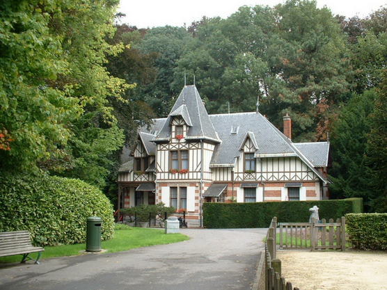 Jardín de Laeken