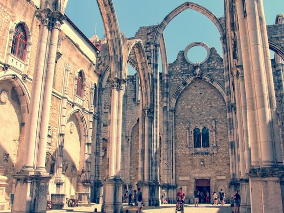 Iglesia do Carmo, Lisboa