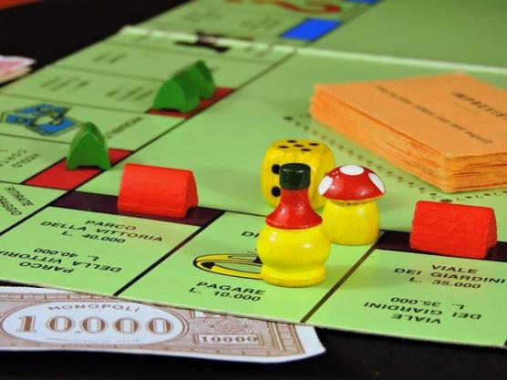 Juegos de mesa, un gran plan con niños