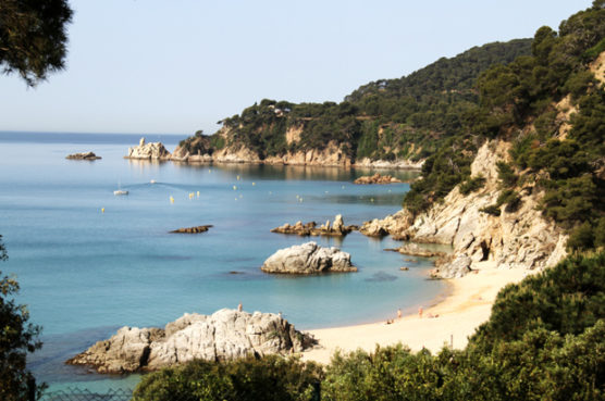 playas-nudistas-de-la-costa-brava-Cala-sa-Boadella-muchosol
