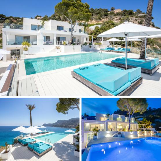 Casas con piscina de ense o ba arte aqu es todo un lujo - Fotos de casas con piscina ...