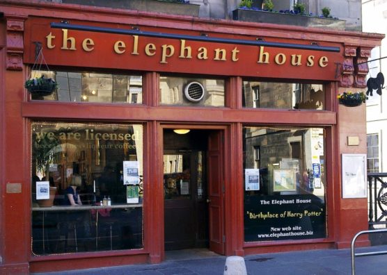 Harry Potter Charaktere elephant house