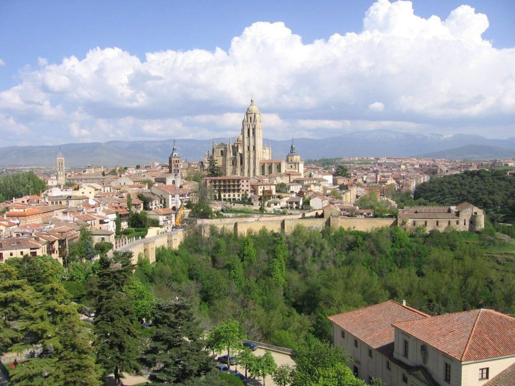 Ciudades-españolas-patrimonio-unesco-Segovia