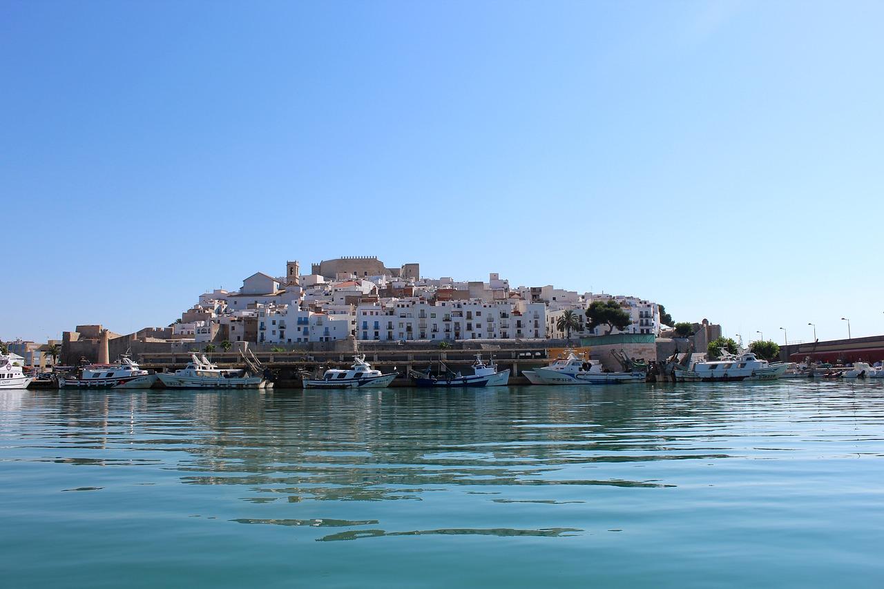 peñiscola-mar-castillo