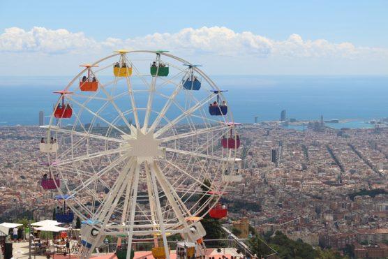 que-hacer-con-niños-en-barcelona-tibidabo