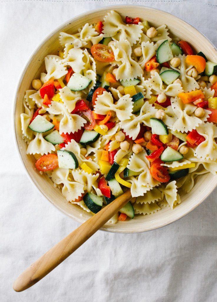 recetas-faciles-para-vacaciones-ensalada-pasta