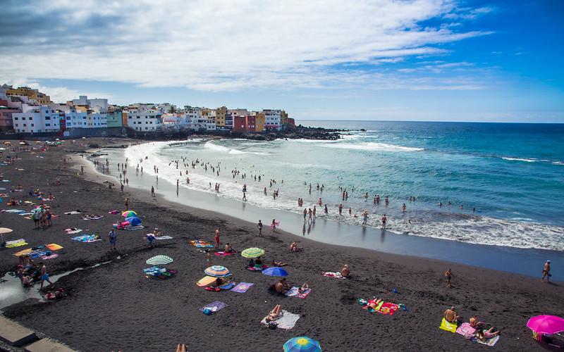Playa Jardín, Tenerife