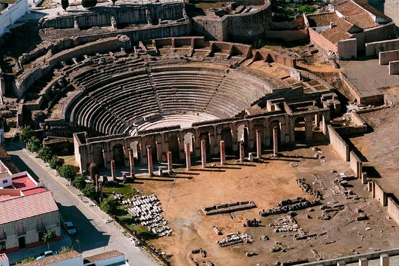 ruinas-de-españa-italica